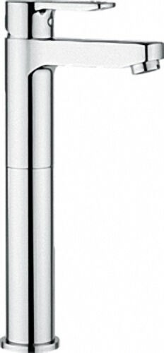 EH-Waschtischmischer New Road kalkl. Perl. M24x1, hohe Version, Ausladung 113mm, Auslaufhöhe 240mm