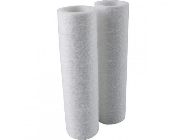 Ersatz-Filterkerzen FS2'' 80 um mit Schutzglocke VPE = 2 Stück