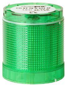 COMPRO CO ST 40 GL 024 LED Element grün Durchmesser 40 mm für Signalsäulen CO ST 40 1F