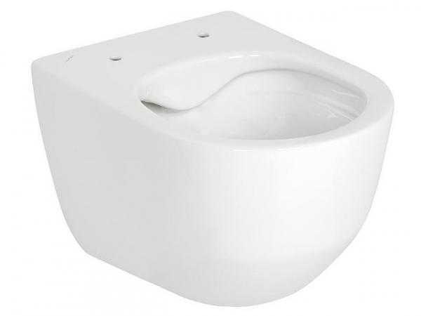 Wandtiefspül-WC Laufen PRO kompakt, spülrandlos, BxHxT 360x340x490mm