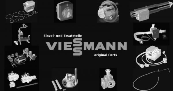 VIESSMANN 7833012 Rahmen weiss Solar-Set