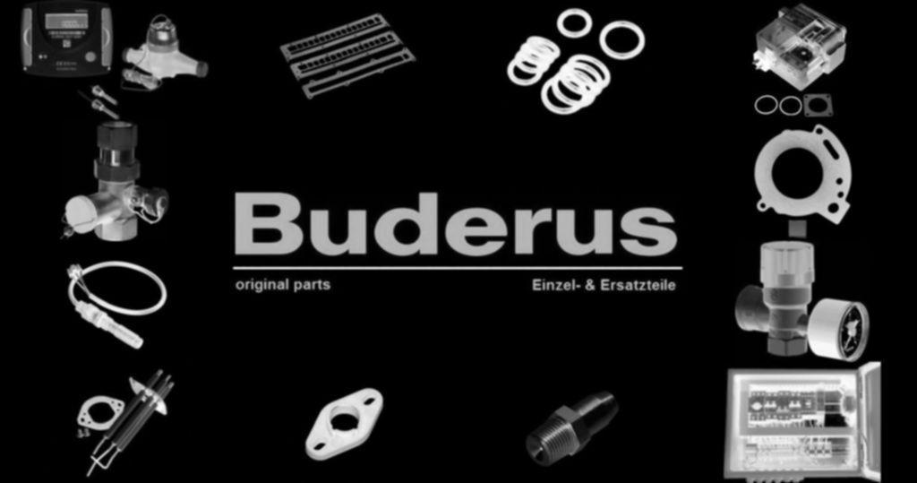 Buderus 87185427790 Anode G1 1/2x575 unisoliert D=33