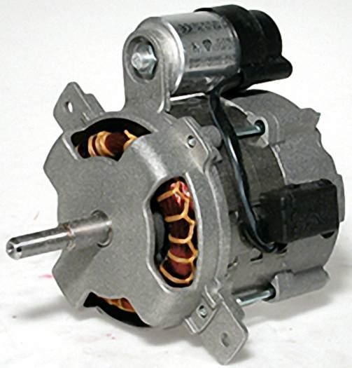 VIESSMANN 7815850 Brennermotor mit Kondensator