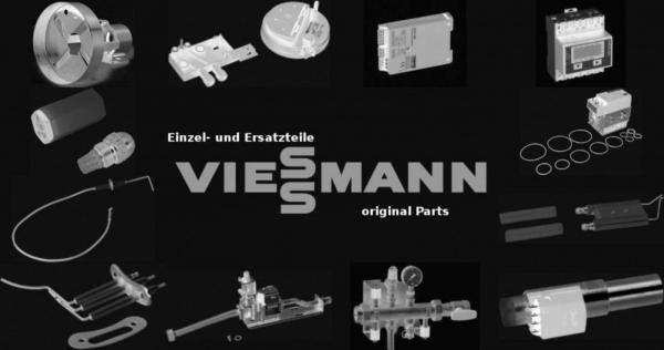 VIESSMANN 5132055 Abgasstutzen RS 200 bearbeitet für Paromat Duplex