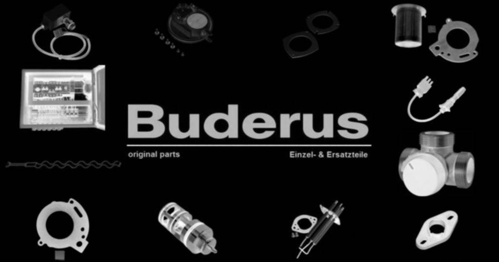 Buderus 87185444910 Wärmeschutz Pufferspeicher 1000/5-120 W