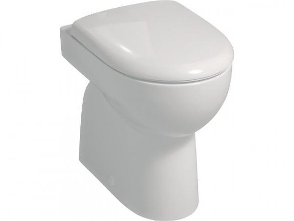 Stand-Tiefspül-WC Renova Nr.1 Keramag, 4,5/6l,Abgang innen senkrecht, weiß