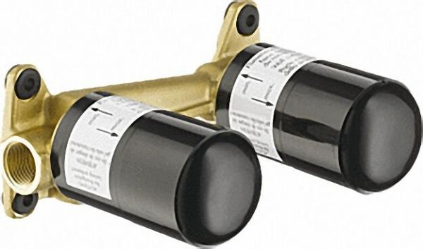 Serie Metris DN15 Grundkörper für Einhebel- Waschtischmischer Unterputz