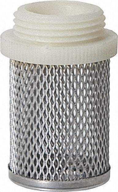 Saugkorb für Rückschlagventil 3/4'' mit Kunststoffgewinde