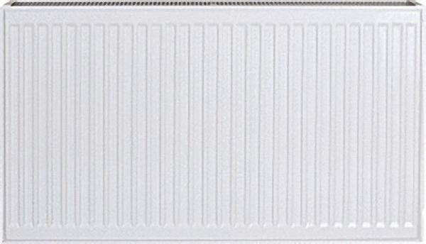 Ventil-Heizkörper mit 6-fach- Anschluss 1/2'' - 22/900/900 Farbe: RAL 9016