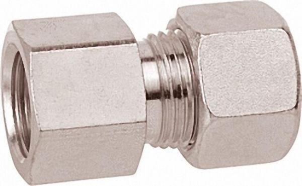 Schneidring - Verschraubung GAV 6mm x R 1/4''