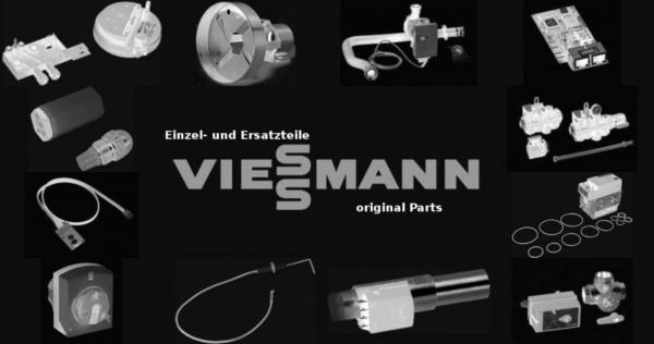 VIESSMANN 7836481 Gasverrohrung mit Absperrventil