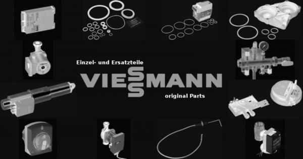 VIESSMANN 7830458 Umwälzpumpe VIRS25/7-3 180° inkl.Gehäuse