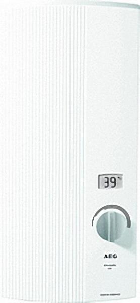 AEG 222394 Elektronischer Durchlauferhitzer DDLE LCD 18/21/24 umschaltbar