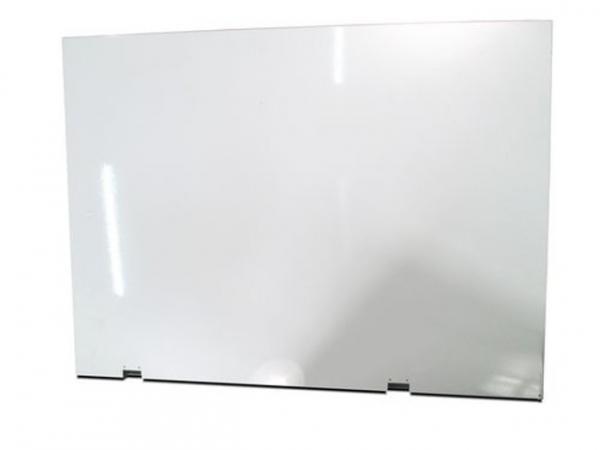 WOLF 1800126 Türe BPH-15 komplett links, Silberbeschichtet