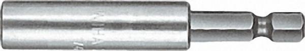 Bithalter 1/4'' L = 58mm Typ 7113 S
