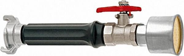 Universalwascher, Metall/Kunststoff Mengen- regulierventil mit Waschkopf