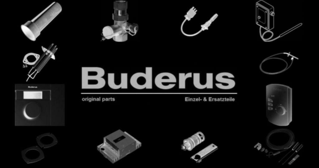 Buderus 80487380 Dimplex FLH 60 Flanschheizung f. WW-Speicher 6kW