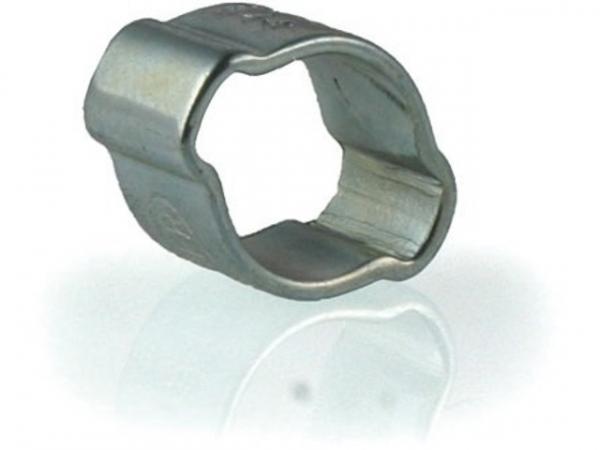 Schlauchschelle 2-Ohr 18 bis 21 mm