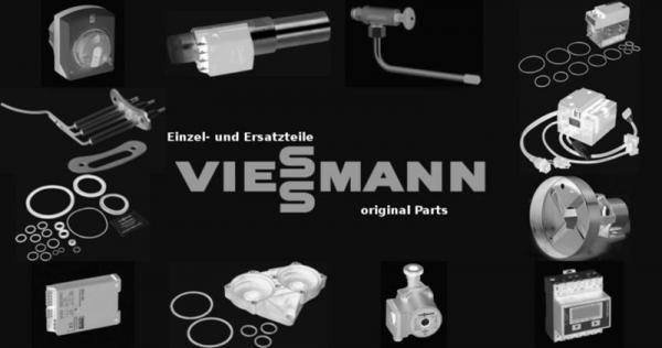 VIESSMANN 7232894 Vorderblech Mitte VSB17