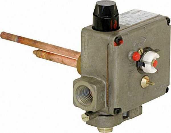 Gasarmatur SIT-610 AC3 Eing. IG Rp 1/2'', Ausgang IG Rp 1/2'' Referenz-Nr.: 0.610.046