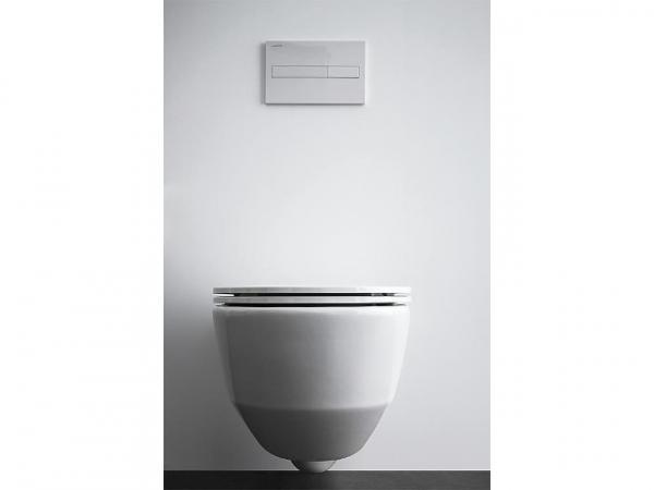 WC-Sitz Laufen PRO slim weiß, Softclose, abnehmbar