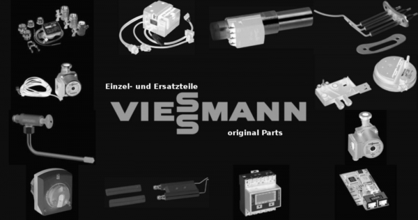 VIESSMANN 7817704 Hinterblech VE1, VE2