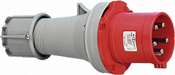 CEE-Stecker 63 A 400 V 50/60 Hz IP44, 6h