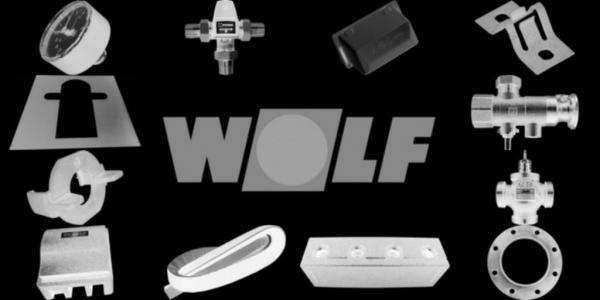WOLF 8852956 Klemmkasten komplett