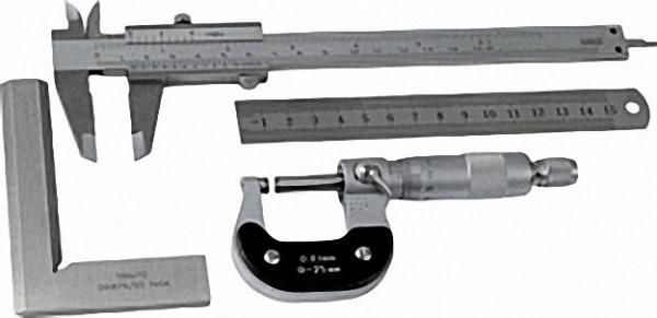 Messzeugsatz 4tlg. (H)