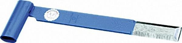 OX 410 Stichaxt 3-schneidig, mit Seitenfasen Schnbr. 40mm, G L 400mm, 1150g