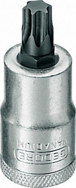 Schraubendreher-Einsatz 1/2'' Innen Torx T 55 / L 55mm (G)