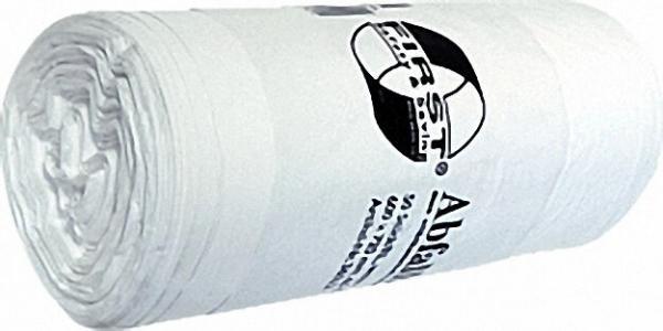 Abfallsack Firts 60 Liter Größe 365+245x850mm 1 Rolle = 40 Stück