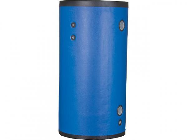 Kaltwasserspeicher 100l Stahl S 235Jr 30mm Isolierung