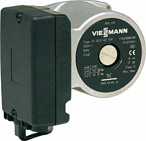VIESSMANN Umwälzpumpenmotor VIUPE 60 KM BUS Referenz-Nr.: 7822731