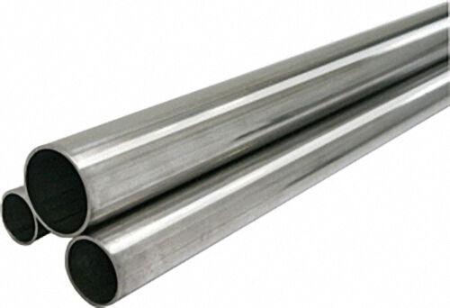 Edelstahlrohr m. DVGW-Zulassung 88,9 x 2,0mm 3 Rohre mit 6m / VPE = 18m