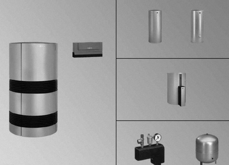 viessmann luft wasser w rmepumpe vitocal 300 a 7 0 8 5 kw au enaufstellung pakete. Black Bedroom Furniture Sets. Home Design Ideas