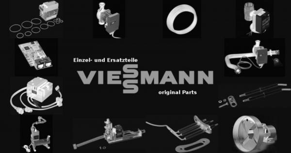 VIESSMANN 5088056 Kabelkanal Seitenblech