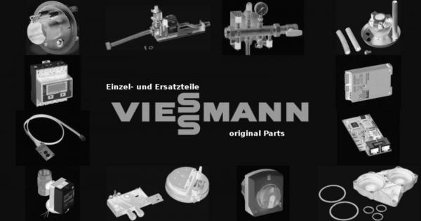 VIESSMANN 7233058 Vorderblech unten VSB37-VSB57