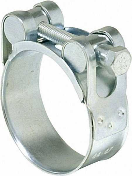 Gelenkbolzenschelle Stahl verz. Bandbreite 25mm/Dm 162-174mm