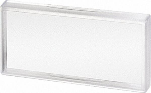 Kunststoffabdeckung für Schildhalter 94 006 03 + 01 VPE 10 Stück