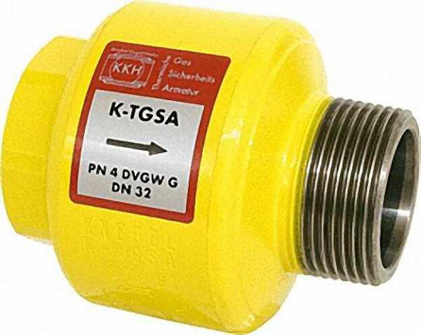 Thermische-Armaturensicherung TAS-DN50 IG x AG