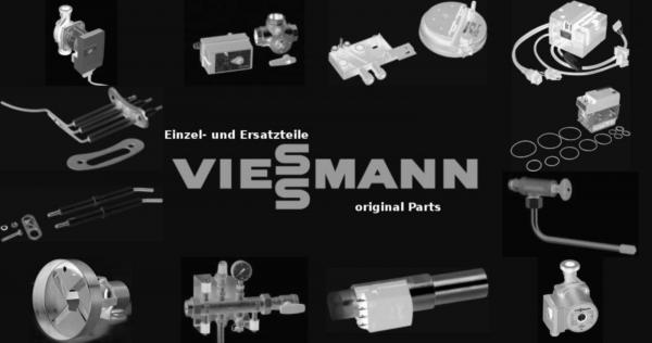VIESSMANN 5069782 Montageblech verzinkt 1,00x35x72