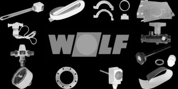 WOLF 1720551 Verkleidung oben