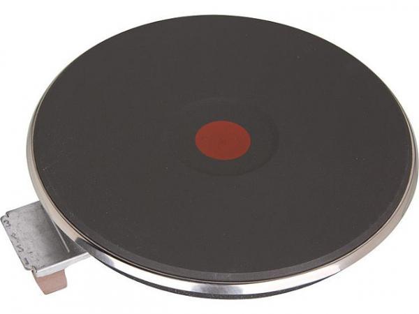 Kochplatte 2000W/230V, d=180mm Zweikreis
