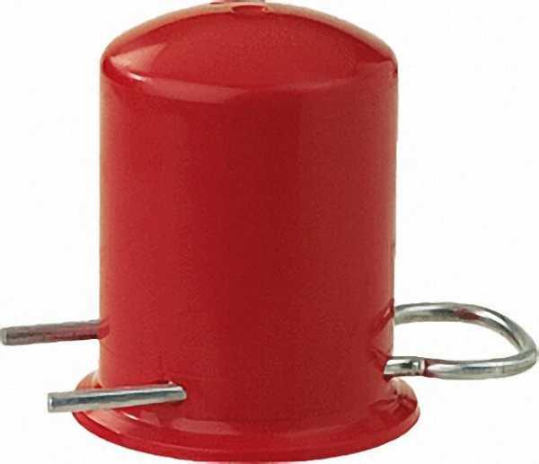 Schutzkappe für Propangasflasche 5 und 11 kg