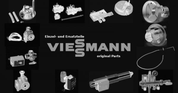 VIESSMANN 7330070 Vorderblech Mitte VSB22