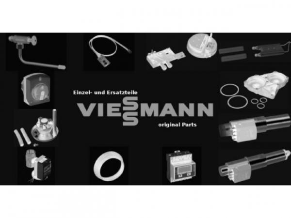 Viessmann Anschlussrohr Speicher-PWT WMZ Zsb. 7859275