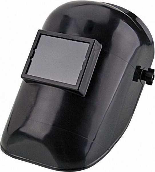 Schweißer-Schutzschirm PE mit Gläser und Kopfband