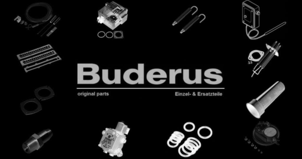 Buderus 87185418890 Anode G1 1/2x575 isoliert D=33 everp