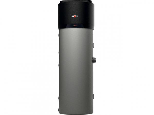 WOLF Trinkwasser-Wärmepumpe SWP 260, mit Elektroheizstab, mit Wärmetauscher, 2484841
